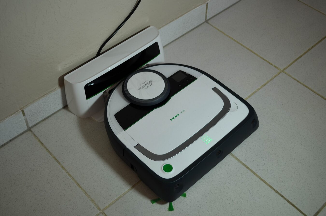Photo de [TEST] Vorwerk Kobold VR200 – Le nouvel atout à son domicile !