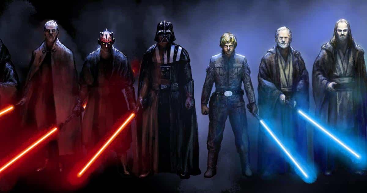 star-wars-sabre-laser-fan-cote-obscur-rouge