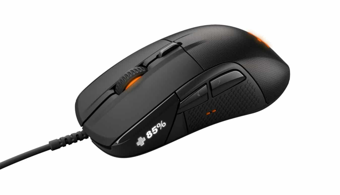 Photo de [NEWS] SteelSeries Rival 700 – Une souris innovante
