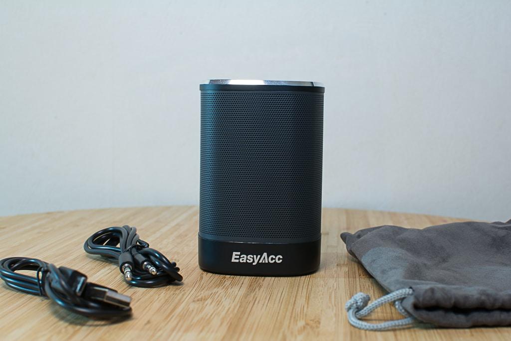 Photo of [TEST] EasyAcc DP100 : L'enceinte compact & élégante