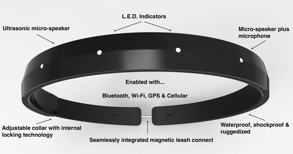 DogTelligent_Connected_Collar_