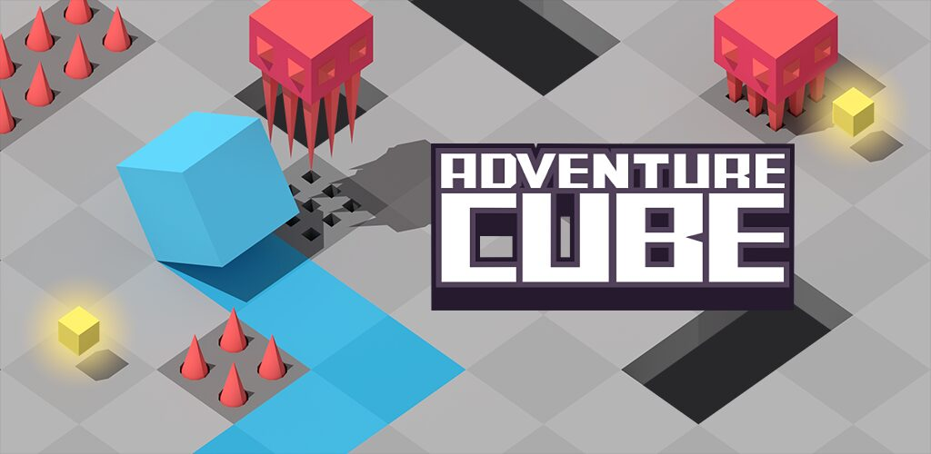 Photo de [APP] Adventure Cube, le jeu de la semaine par Ketchapp