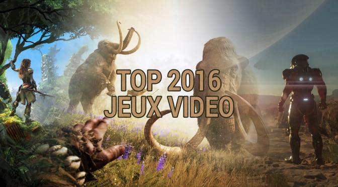 Photo de 2016 : Les jeux vidéo qui vont marquer l'année