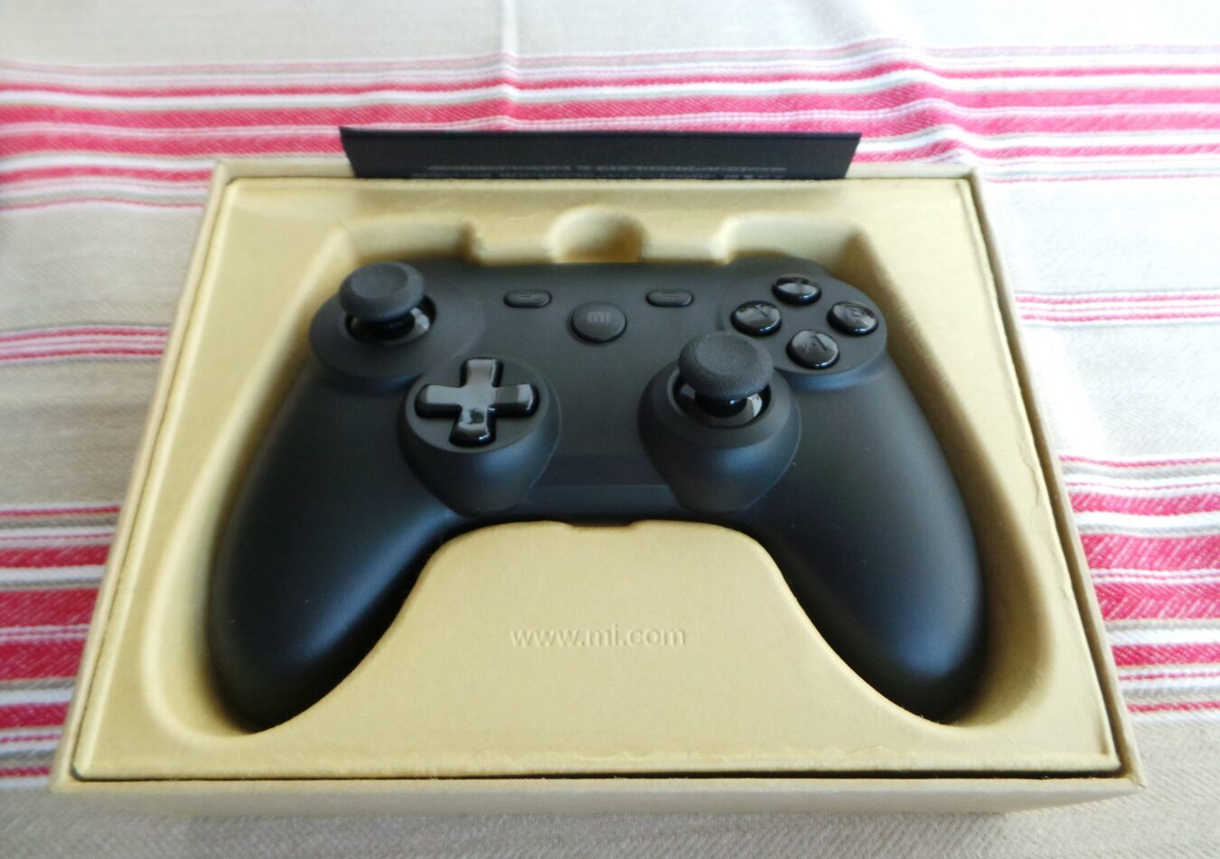 Photo de [TEST] Xiaomi Gamepad – La manette bluetooth bon marché