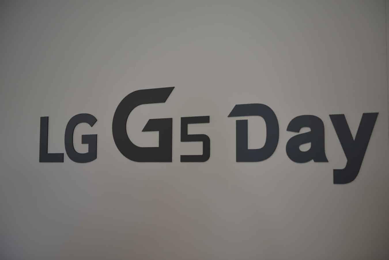 Photo de #MWC2016 LG G5 Day : résumé de la conférence