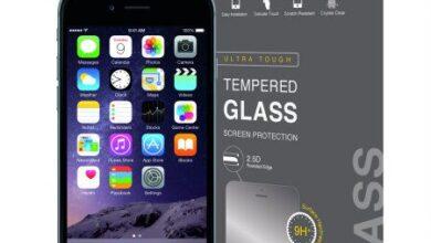 Photo of [TEST] Protection d'écran iPhone 6 Olixar en Verre Trempé
