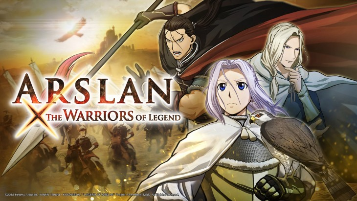 Photo de [TEST] Arslan : The Warriors of Legend – le Muso romanesque