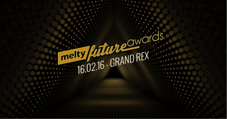 Photo de Melty Future Awards : la 3ème édition au Grand Rex !