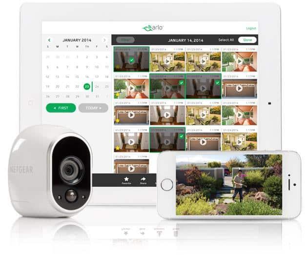 Photo de [TEST] La caméra de surveillance Arlo par Netgear