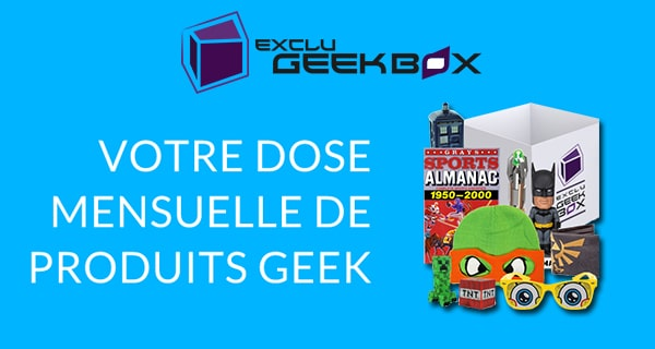 Photo de [Unboxing] Exclu Geek Box – Box Gold spéciale Star Wars