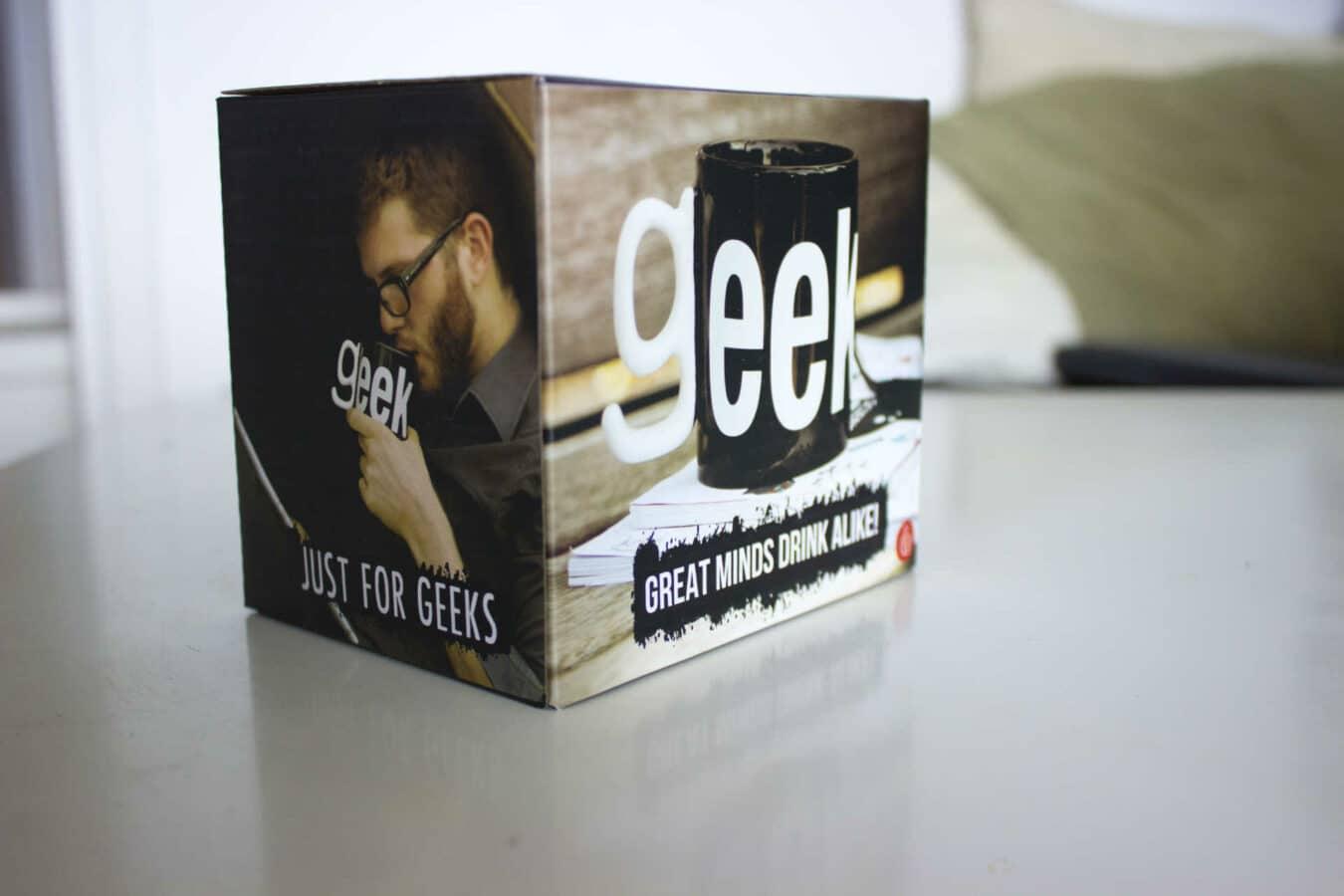 Photo de [TEST] Le mug du Geek – Commentseruiner.com