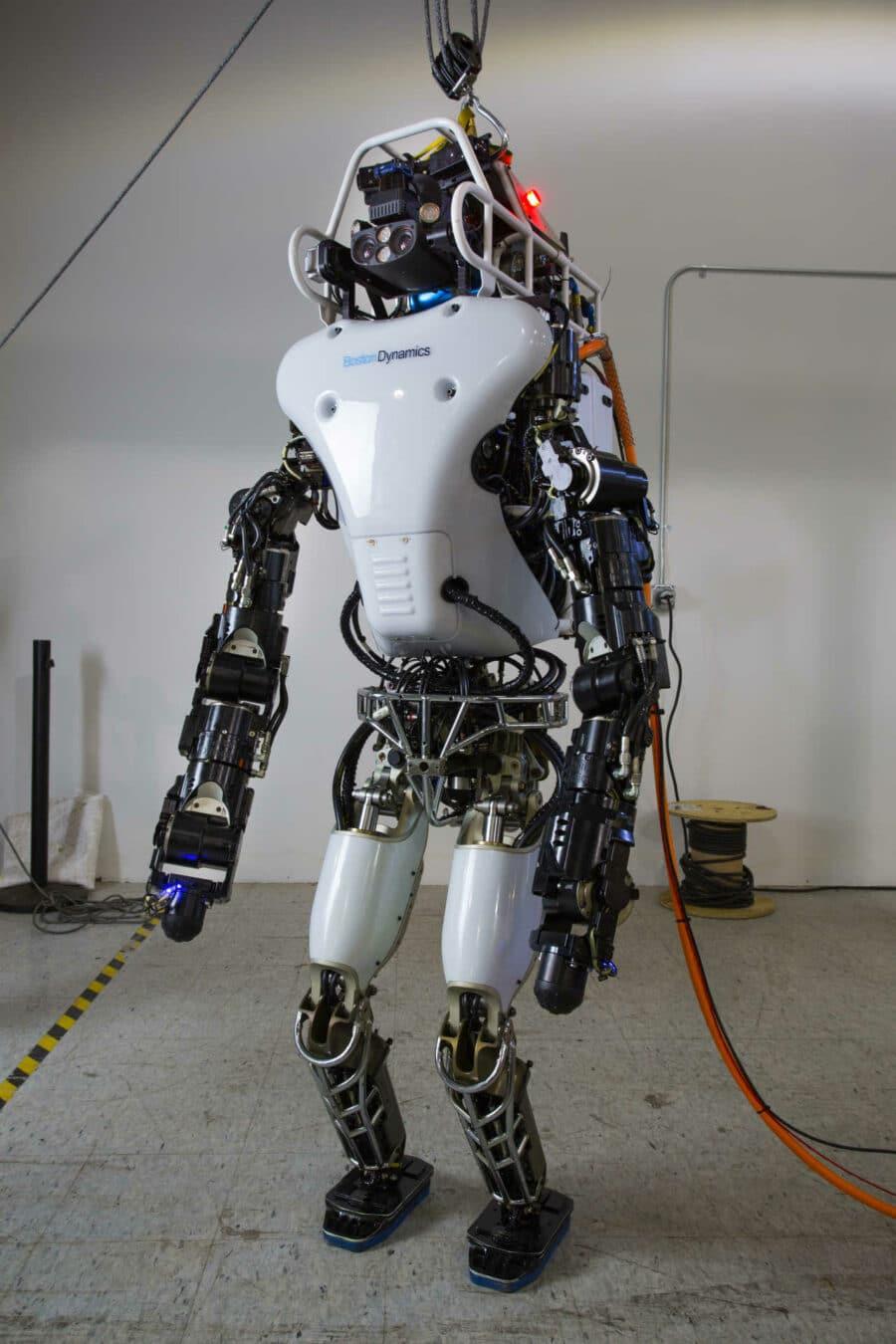 Photo de [ACTU] Atlas, le robot dynamique de Google