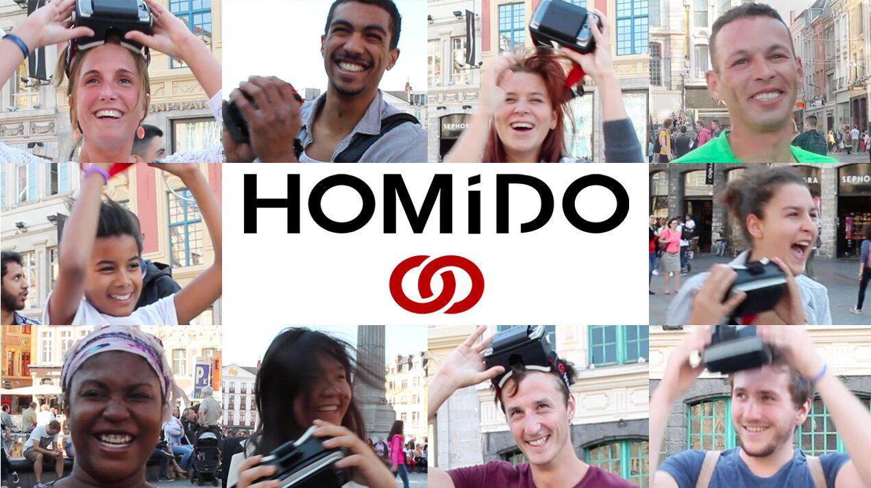Photo de [TEST] HOMIDO me fait découvrir la VR à la maison