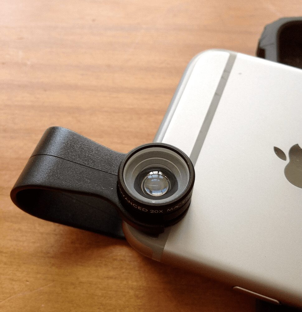 Photo of [TEST] TopBrandBOX – Une optique Macro pour smartphones