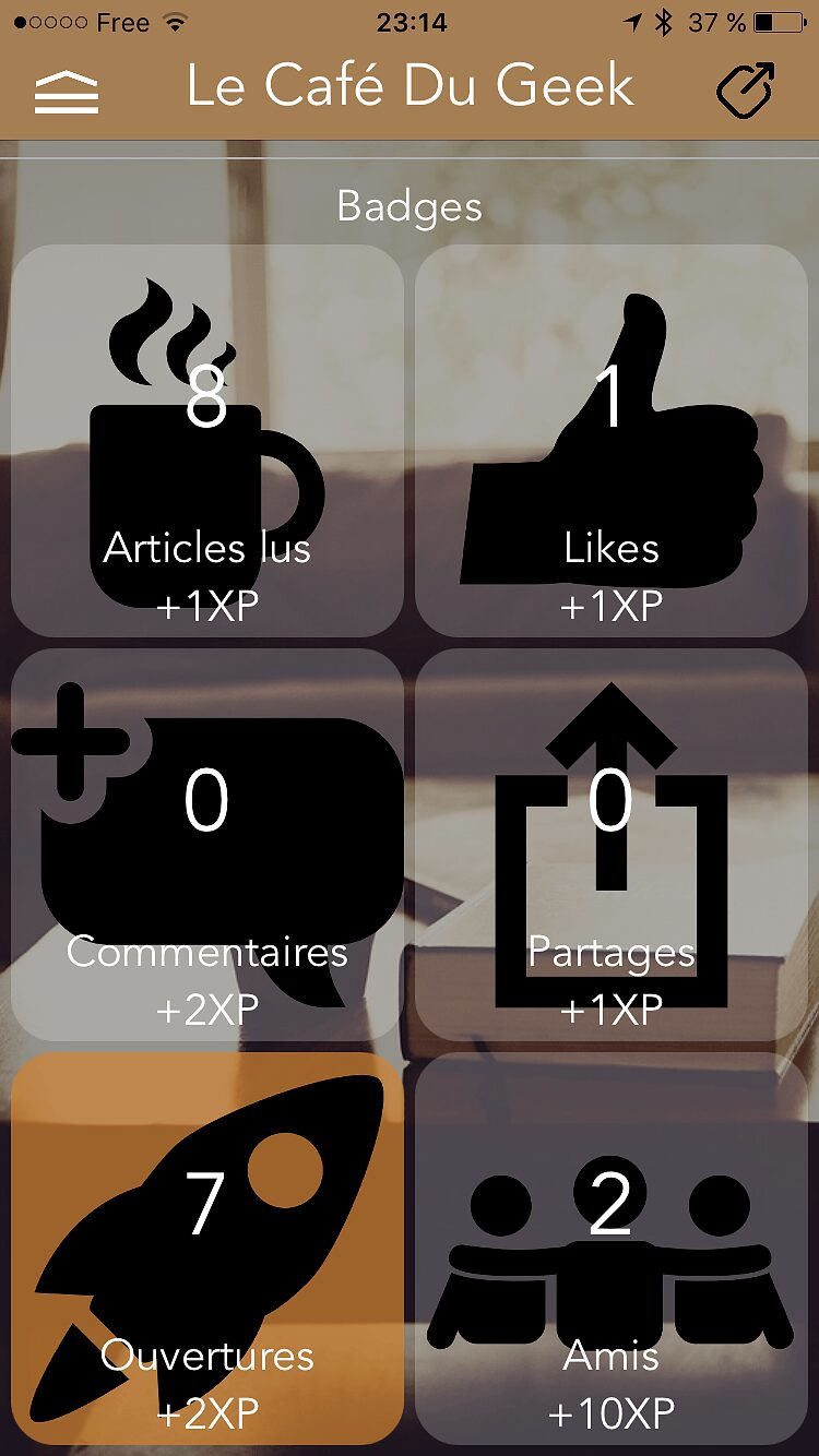 Screen App FB