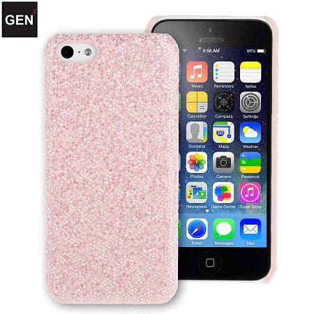 Photo of [TEST] Coque Google iPhone 5C GENx Glitter Rose, une coque rien que pour les filles