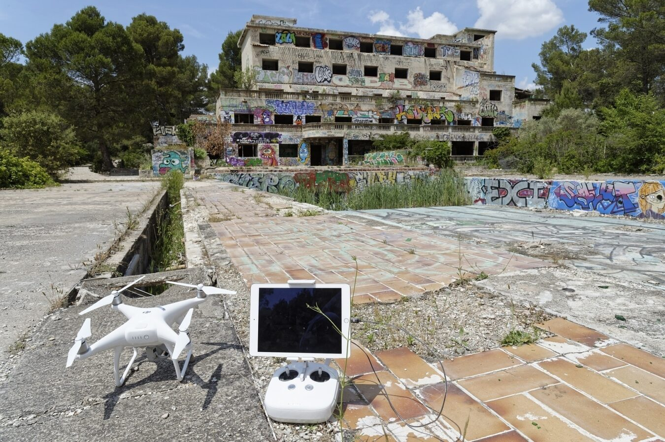 Photo de [TEST] Dji Phantom 4 – Un drone à la portée de tous