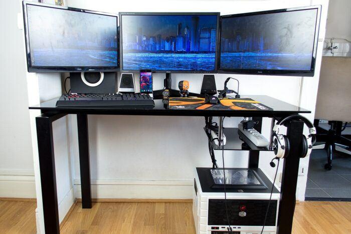 Mon setup avec le ARM31BS