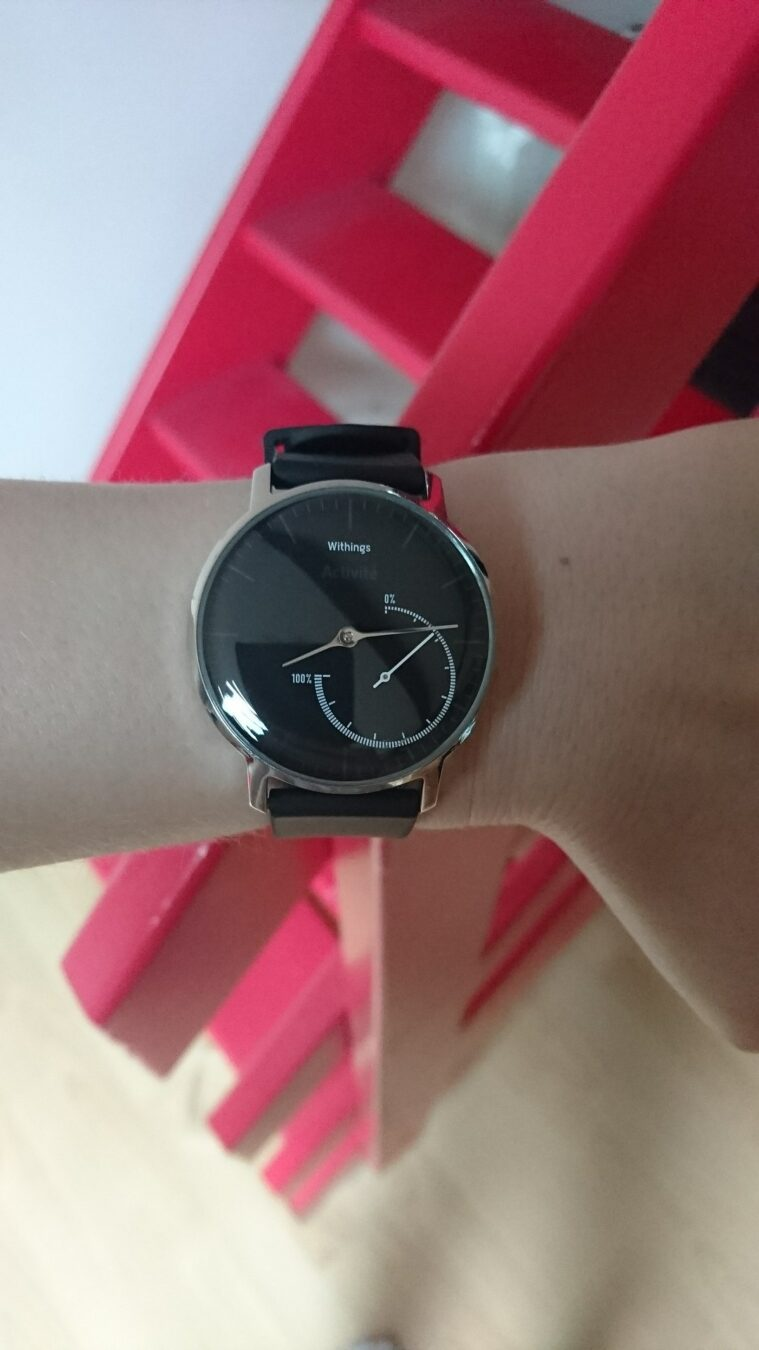 Photo of [TEST] Withings Activité Steel. Une montre, mais pas que !