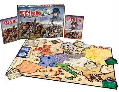 Risk-Napoleon-La-Conquete-De-L-europe