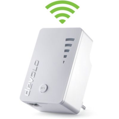 Photo de [TEST] Wi-Fi Repeater ac 1200 Devolo, du réseau partout