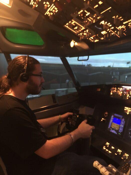 flight experience (20)