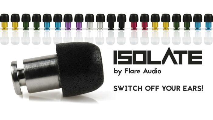 1 - Isolate flair audio