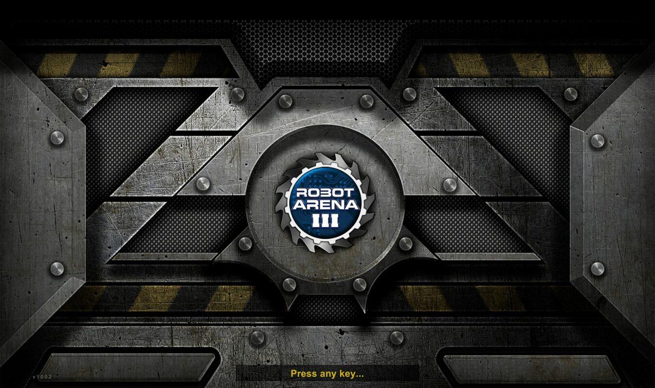 Photo de [TEST] Robot Arena III – Simulation de combat de robot tueur