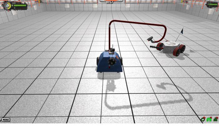 4-ROBOT ARENA III