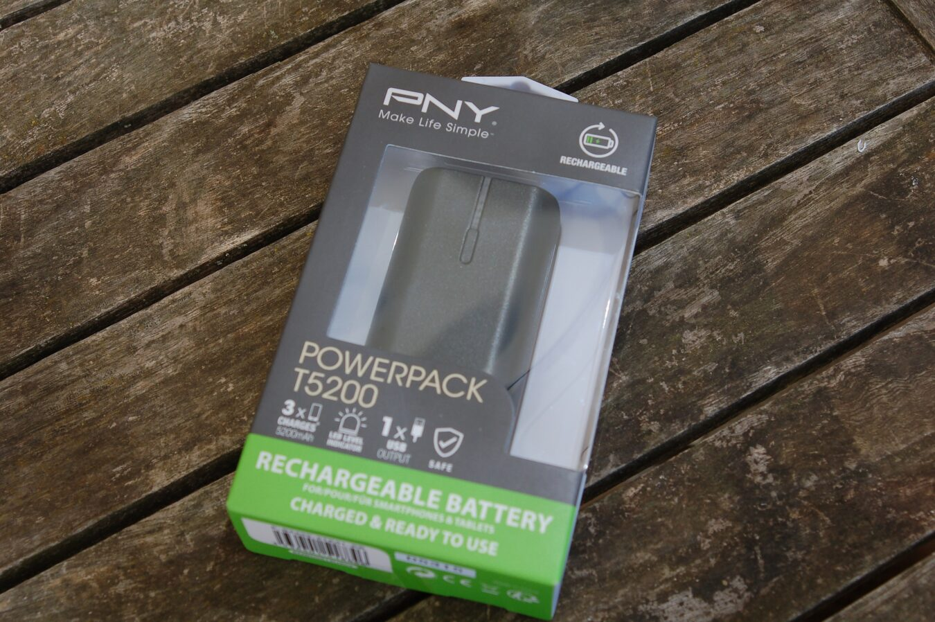 Photo de [TEST] PNY T5200 – Jamais à court de batterie