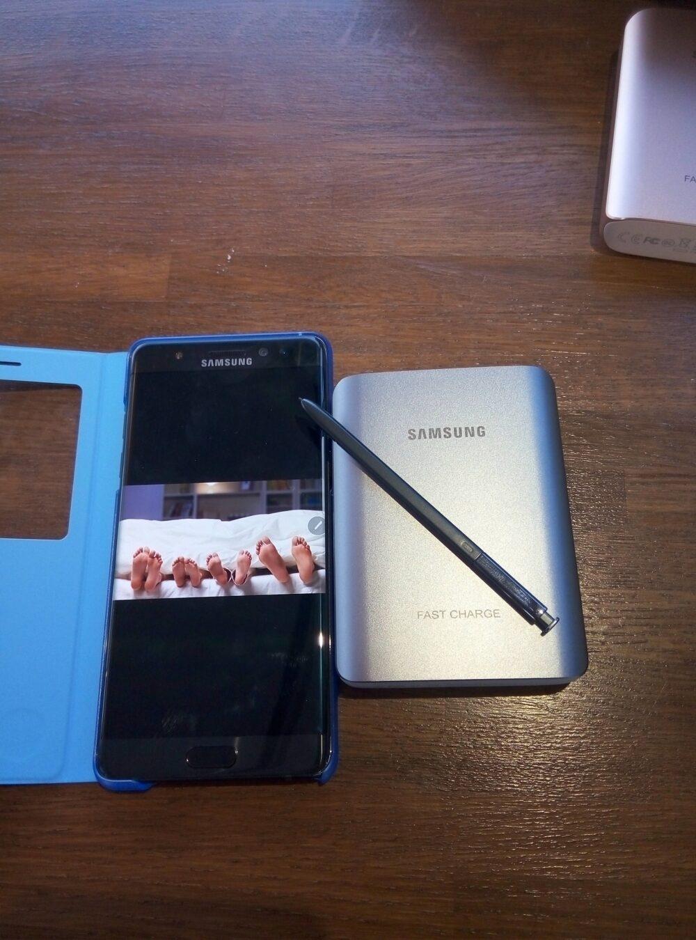 Photo of Samsung Galaxy Note 7, Photo, Peinture et Réalité Virtuelle
