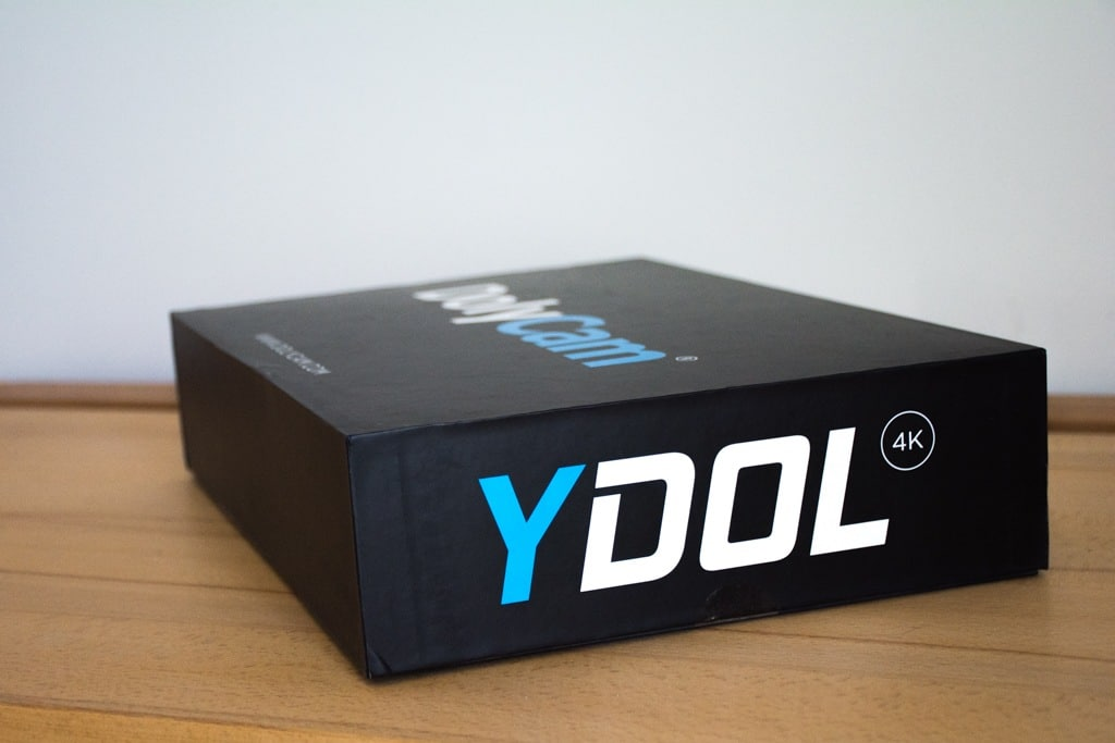 Photo de [TEST] Pack Ultimate Dolycam YDOL 4K – La 4K en bundle