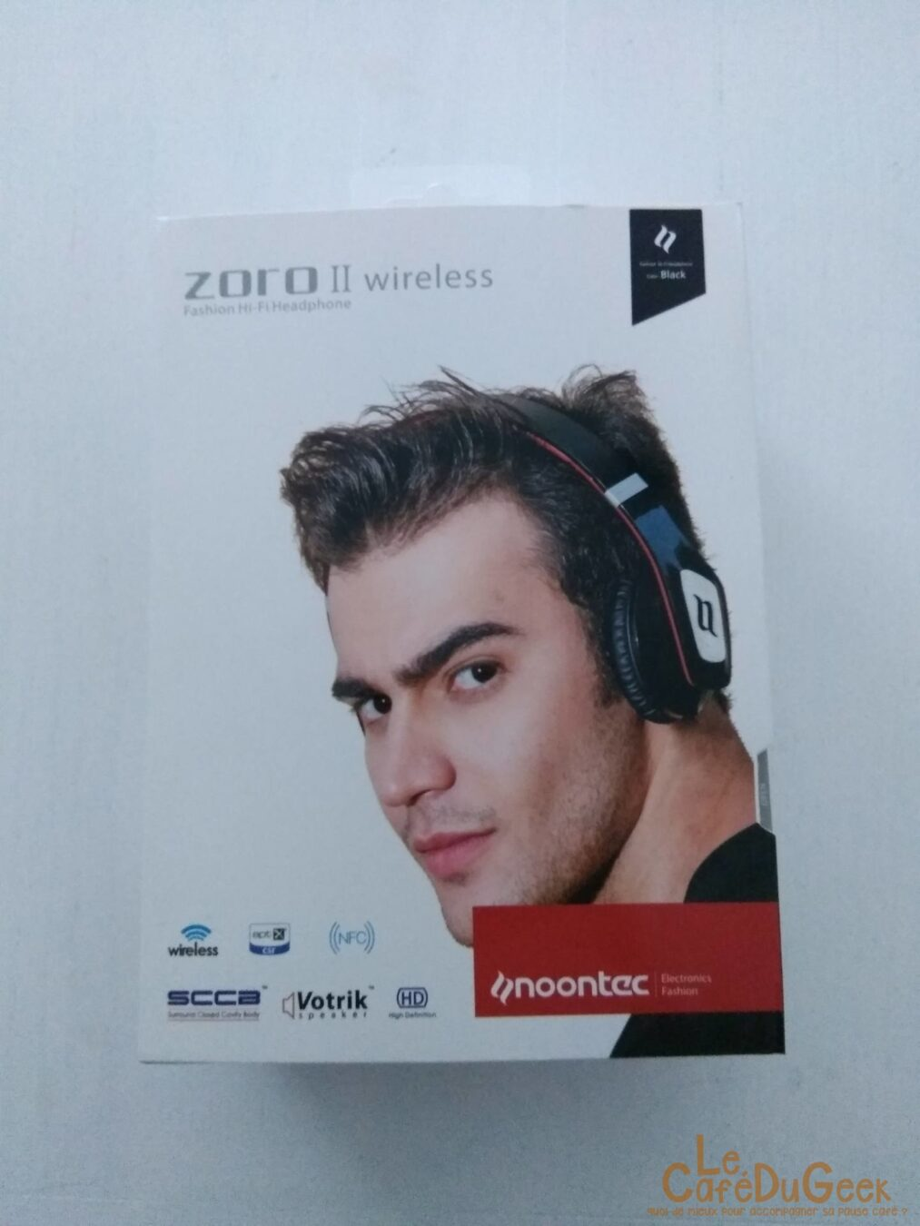 Photo de Le casque Bluetooth Zoro II – par Noontec