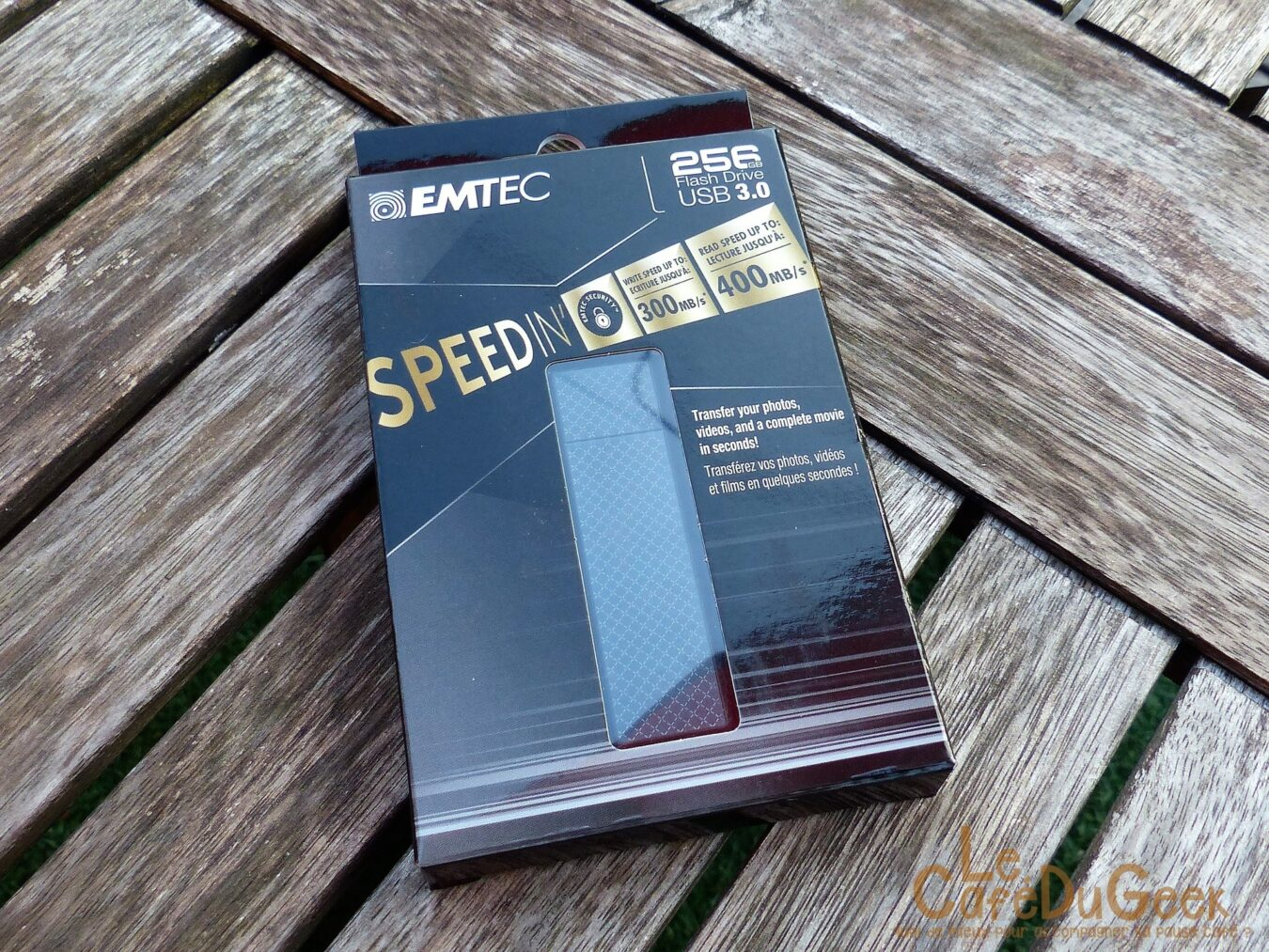 Photo of [TEST] SpeedIN' S600 de Emtec, Super Grosse Clé USB 3.0