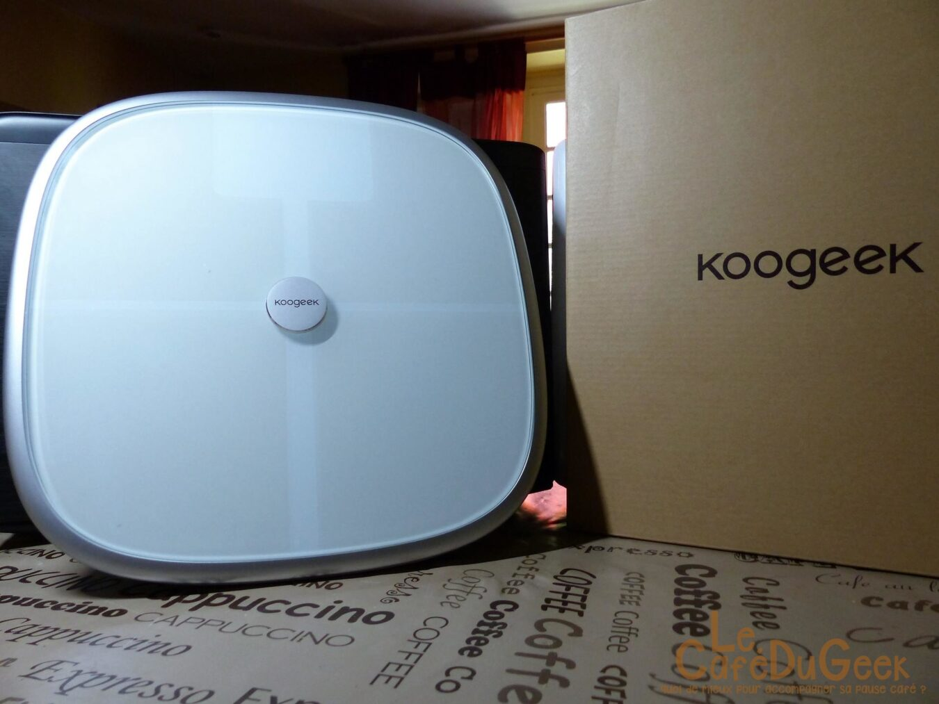 Photo de [TEST] Balance connectée Koogeek S1, idéal pour toute la famille.