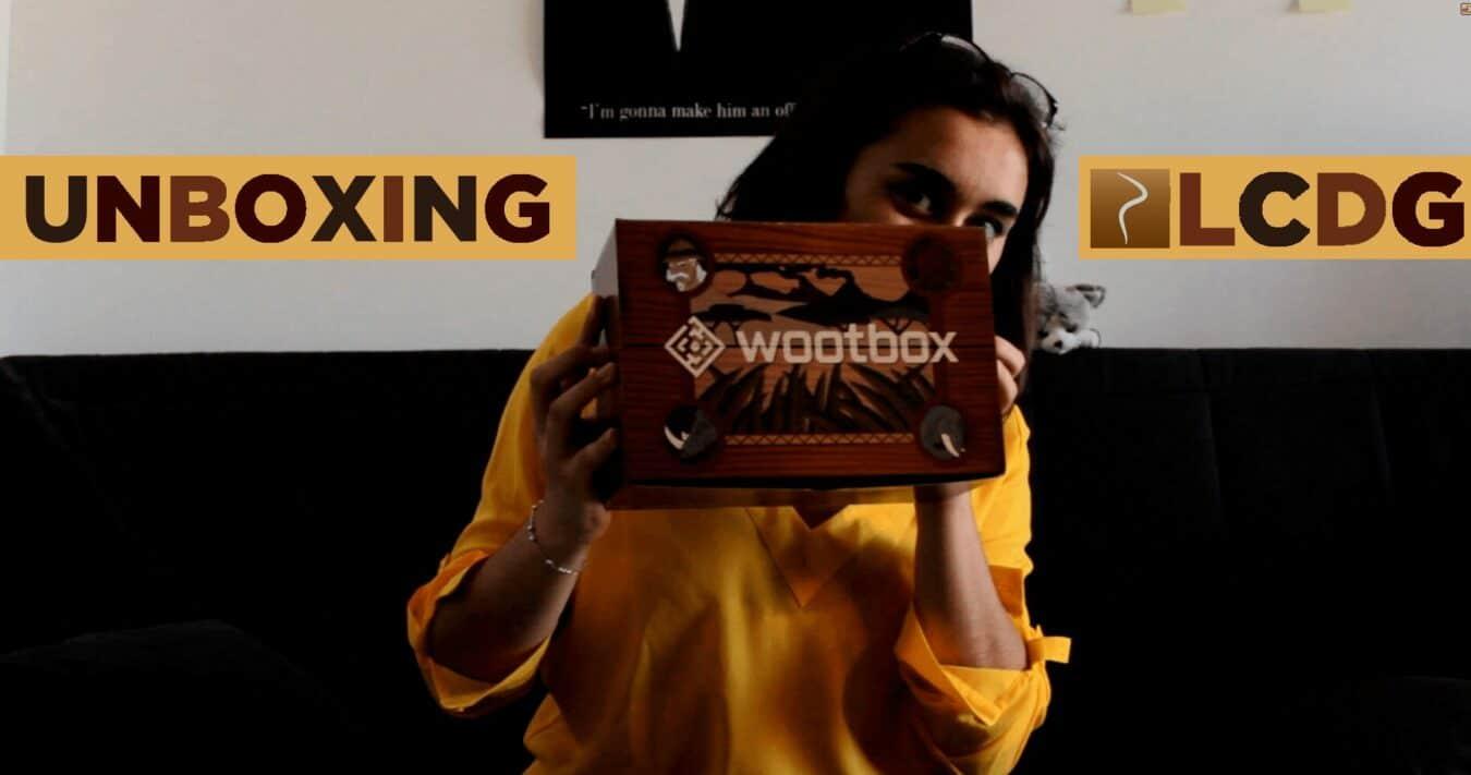 Photo de Wootbox : Partons à l'aventure !
