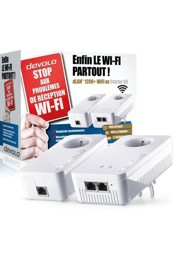 Photo de [TEST] Dlan 1200+ Devolo pour un super réseau Wi-Fi