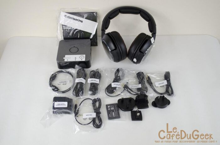 Packaging casque