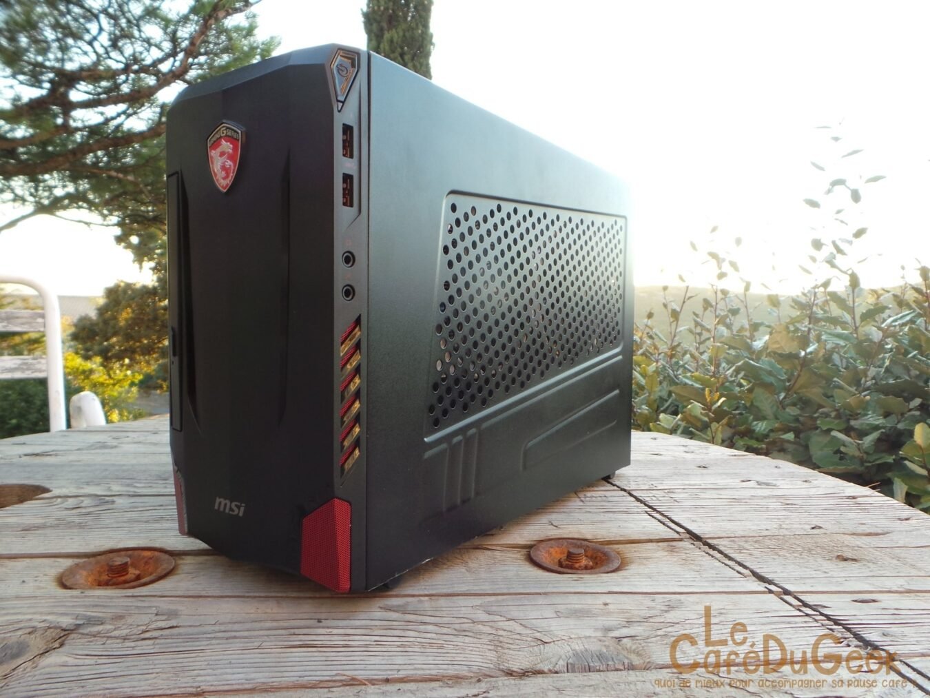 Photo de MSI NightBlade MI – Petit mais puissant