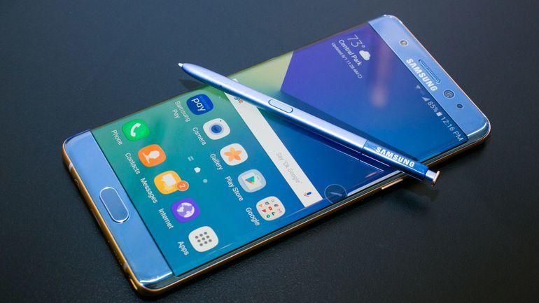 Photo de Qu'en est-t-il pour le Samsung Galaxy Note 7 ?