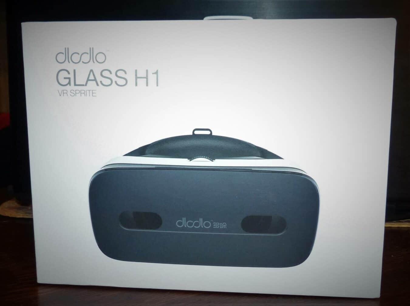 Photo de Dlodlo H1, le casque VR premium vraiment sympa !