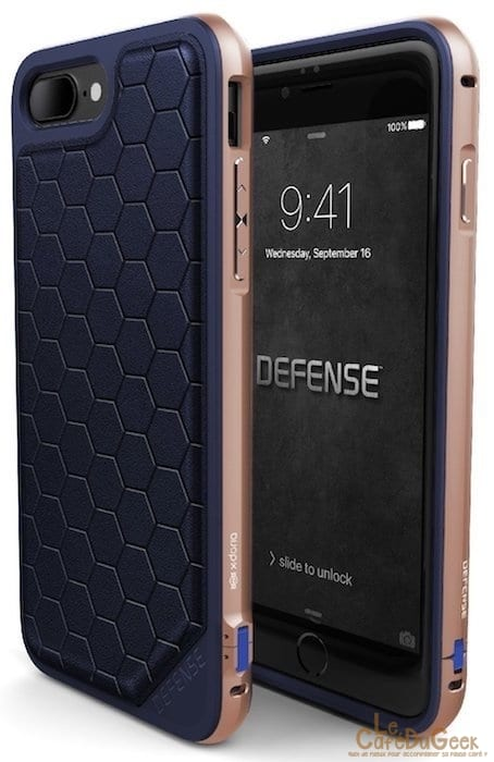 Coque iPhone - SERIE DEFENSE - X-DORIA