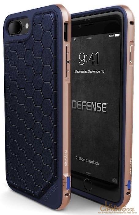 Coque iPhone - SERIE DEFENSE - X-DORIA