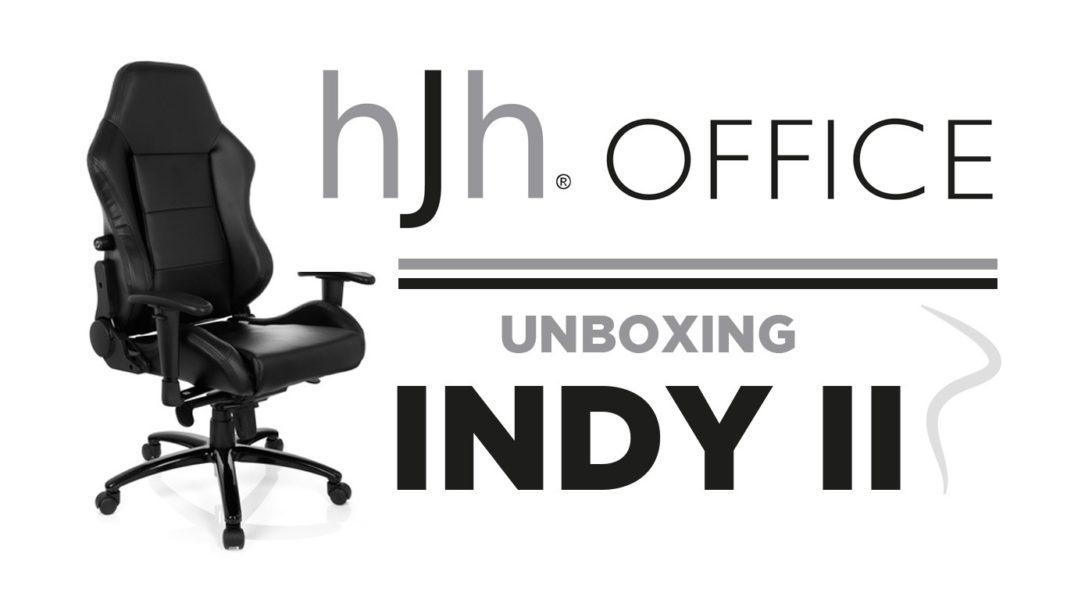 Photo de INDY II – HJH OFFICE : L'INCONTOURNABLE fauteuil pour gamer !
