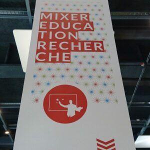 Mixer éducation - recherche