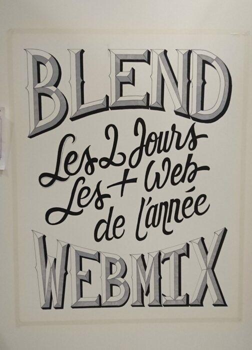 Blend Web Mix, les deux jours les plus web de l'année