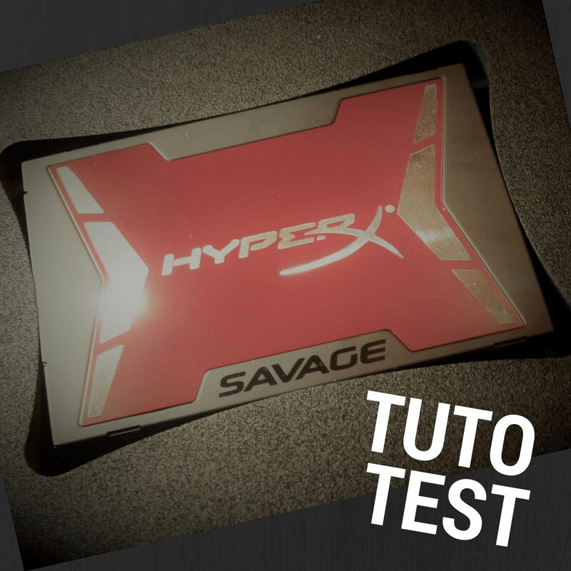 Photo de [TUTO-TEST] Upgrade HDD vers SSD avec HyperX Savage
