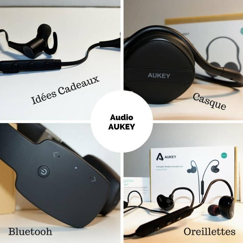 Photo de [NEWS] De l'Audio à Gogo avec les produits Aukey !
