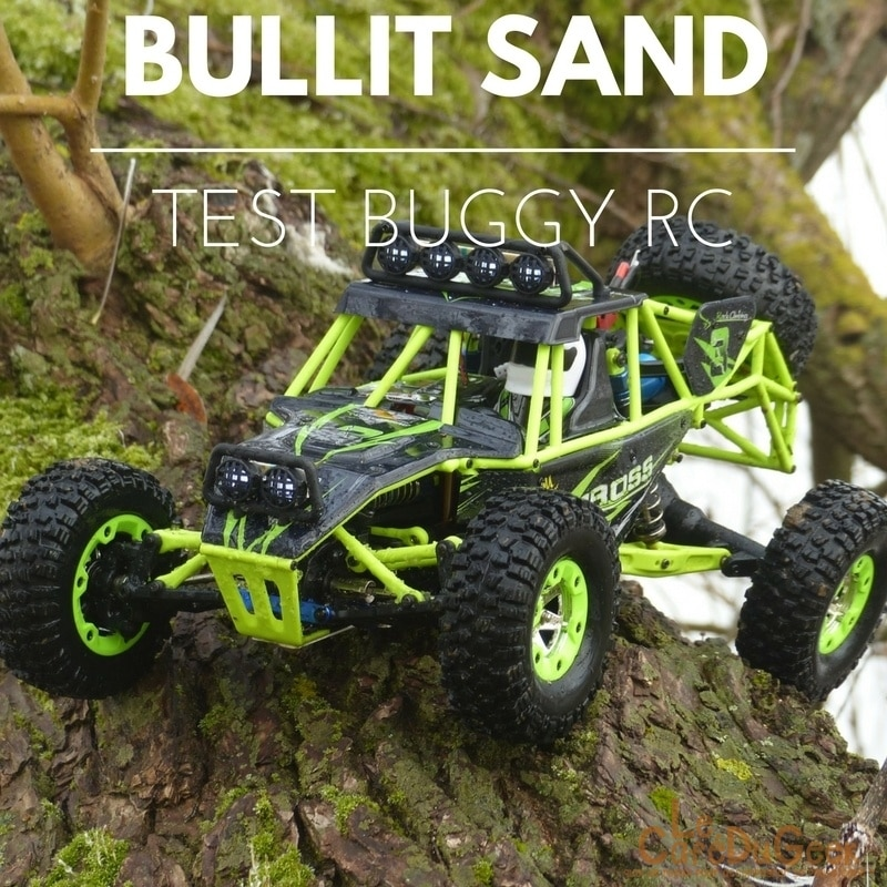Photo de [TEST] BULLIT SAND BUGGY RC, rien ne l'arrête !