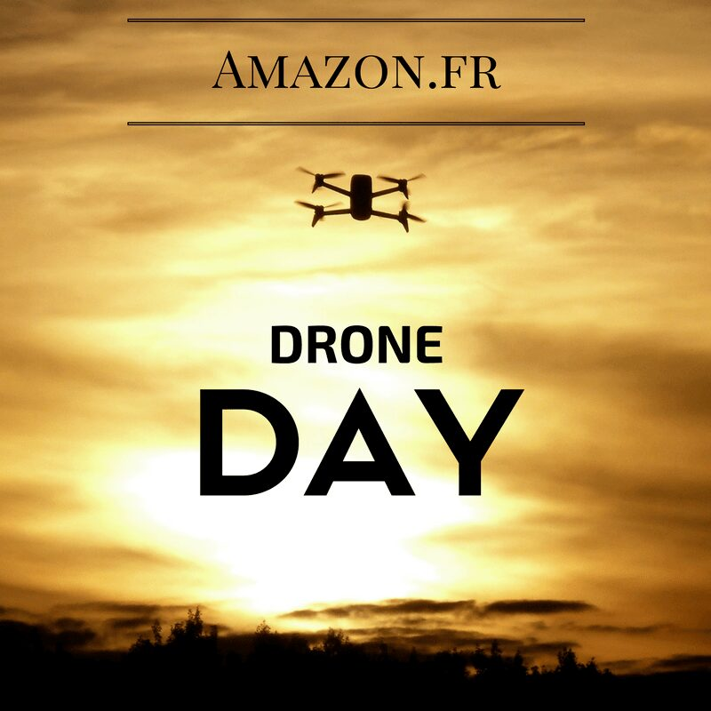 Photo of [Buzz et Clair] Today c'est Drone Day sur Amazon !